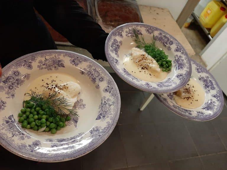 Lunchtallrik